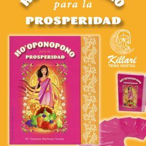 Ho'oponopono para la prosperidad + cartas (CARTOMANCIA) de Maria Carmen Martinez Tomas
