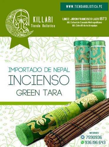 ☺☝ Incienso Natural Importado de...