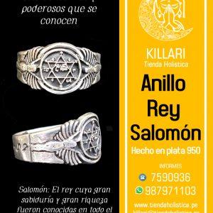 Anillo del Rey Salomon