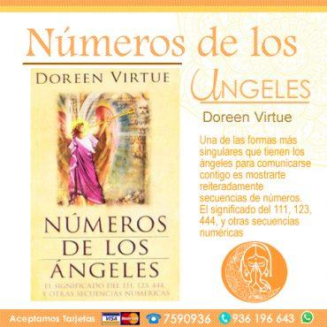 Números de los ángeles de...