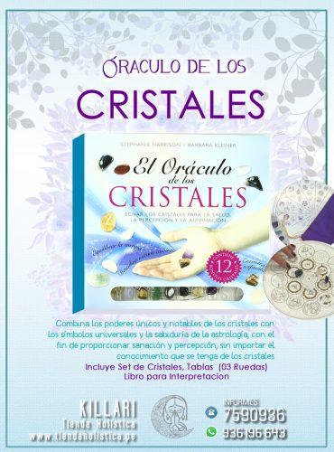 EL ORÁCULO DE LOS CRISTALES