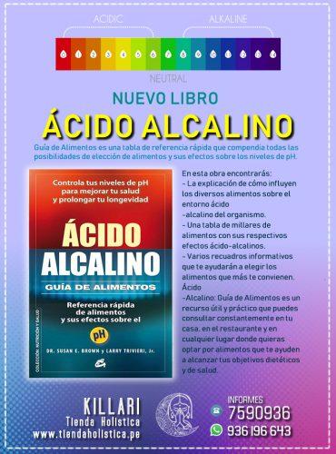 LIBRO: ÁCIDO ALCALINO
