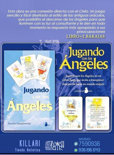 Jugando con los Ángeles (Libro...