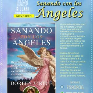 Libro SANANDO CON LOS ANGELES De DOREEN VIRTUE