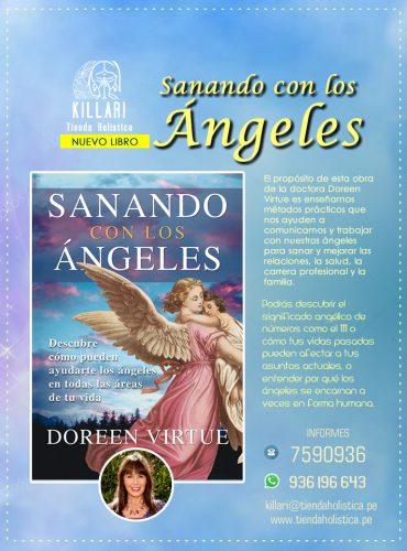 Libro SANANDO CON LOS ANGELES...