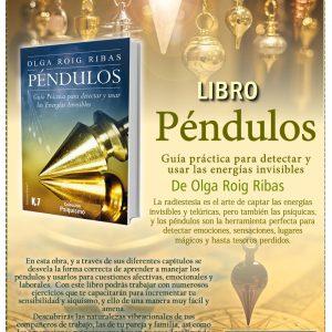 Libro Péndulos Guía práctica para detectar y usar las energías invisibles de Olga Roig Ribas