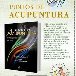 Libros de PUNTOS DE ACUPUNTURA de JASON SMITH, Tienda Holistica Killari