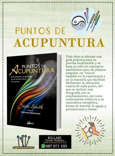 Libros de PUNTOS DE ACUPUNTURA...